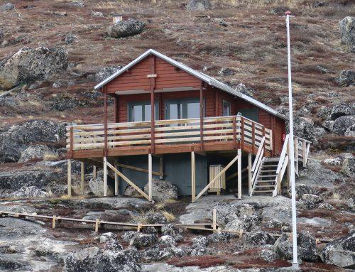 Hytten Amaroq